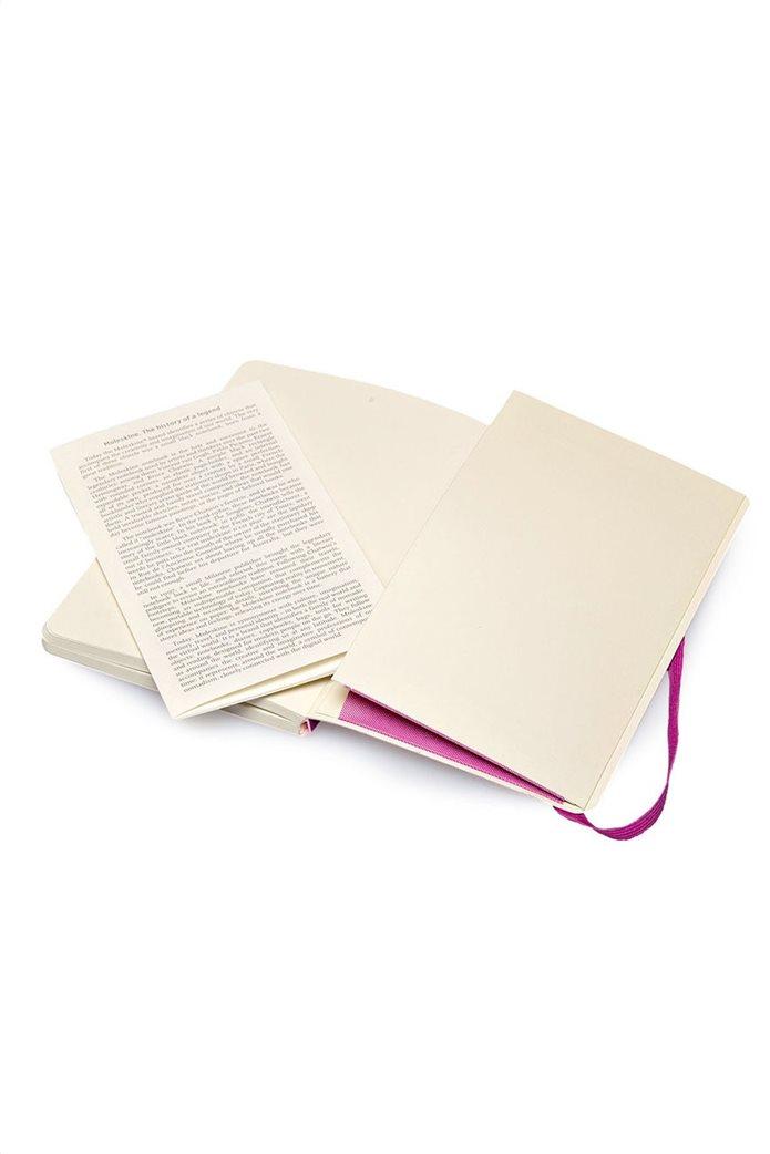 Σημειωματάριο  Plain Soft Pocket Moleskine 3