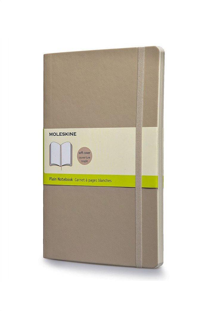 Σημειωματάριο Plain Soft Large Moleskine 0