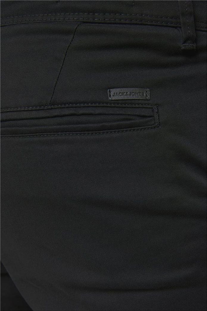 JACK & JONES Ανδρικό παντελόνι chino Marco Bowie Μαύρο 4