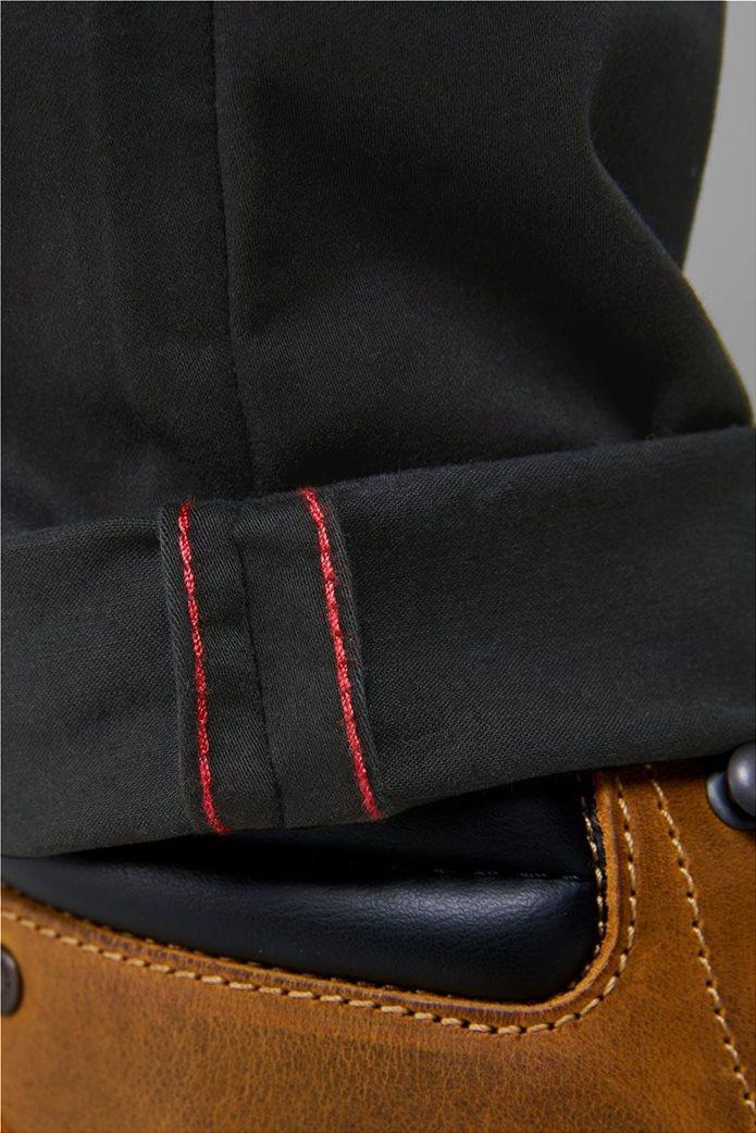 JACK & JONES Ανδρικό παντελόνι chino Marco Bowie Μαύρο 5
