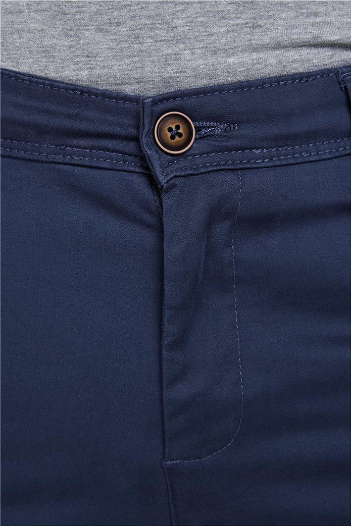 JACK & JONES Ανδρικό παντελόνι chino Marco Bowie Navy Blazer 4
