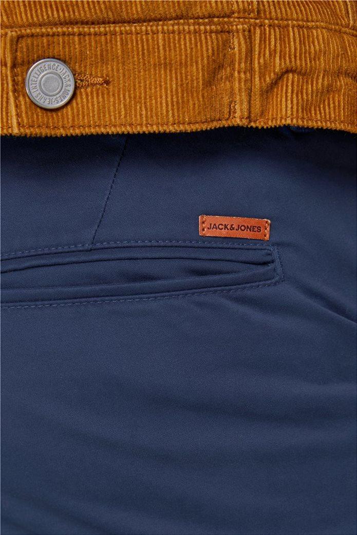 JACK & JONES Ανδρικό παντελόνι chino Marco Bowie Navy Blazer 5