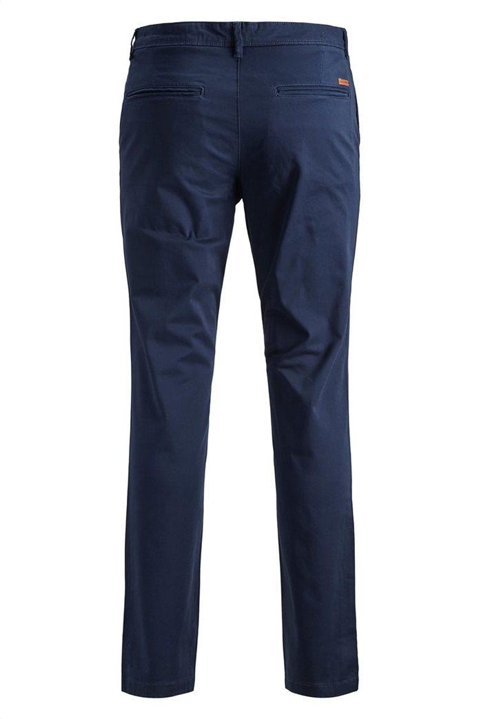 JACK & JONES Ανδρικό παντελόνι chino Marco Bowie Navy Blazer 7