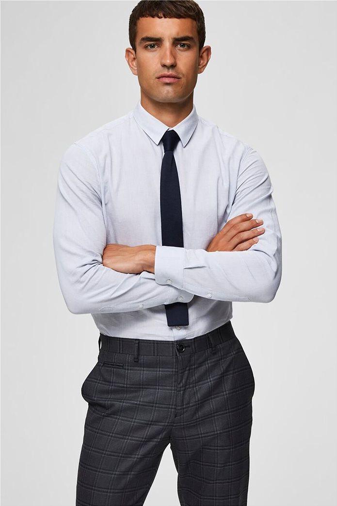 Selected ανδρικό πουκάμισο slim fit 0