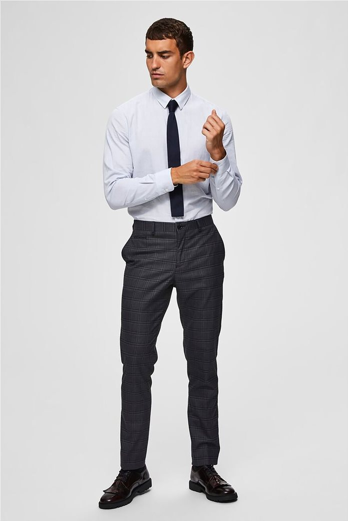Selected ανδρικό πουκάμισο slim fit 2