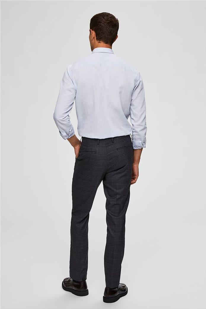 Selected ανδρικό πουκάμισο slim fit 3