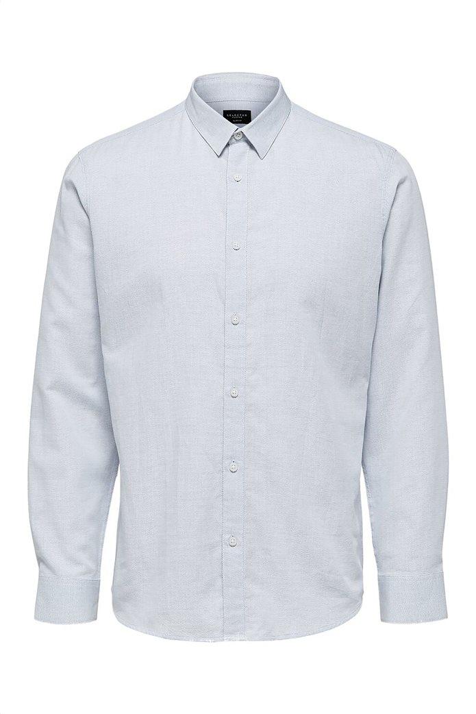 Selected ανδρικό πουκάμισο slim fit 4