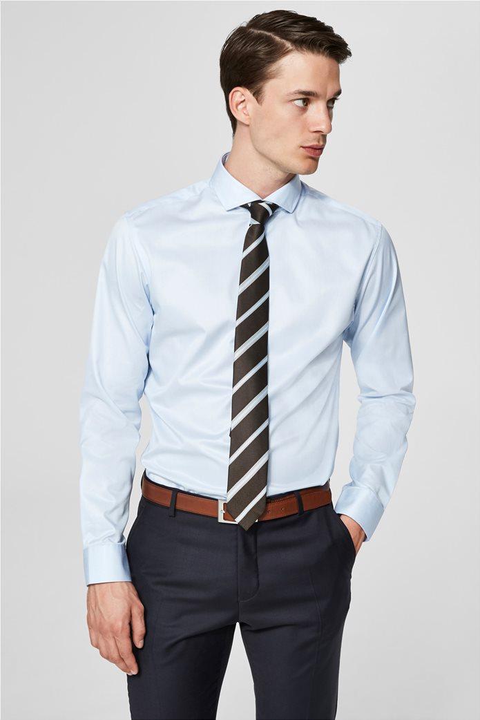 Selected ανδρικό πουκάμισο Slhpelle Regular fit 0
