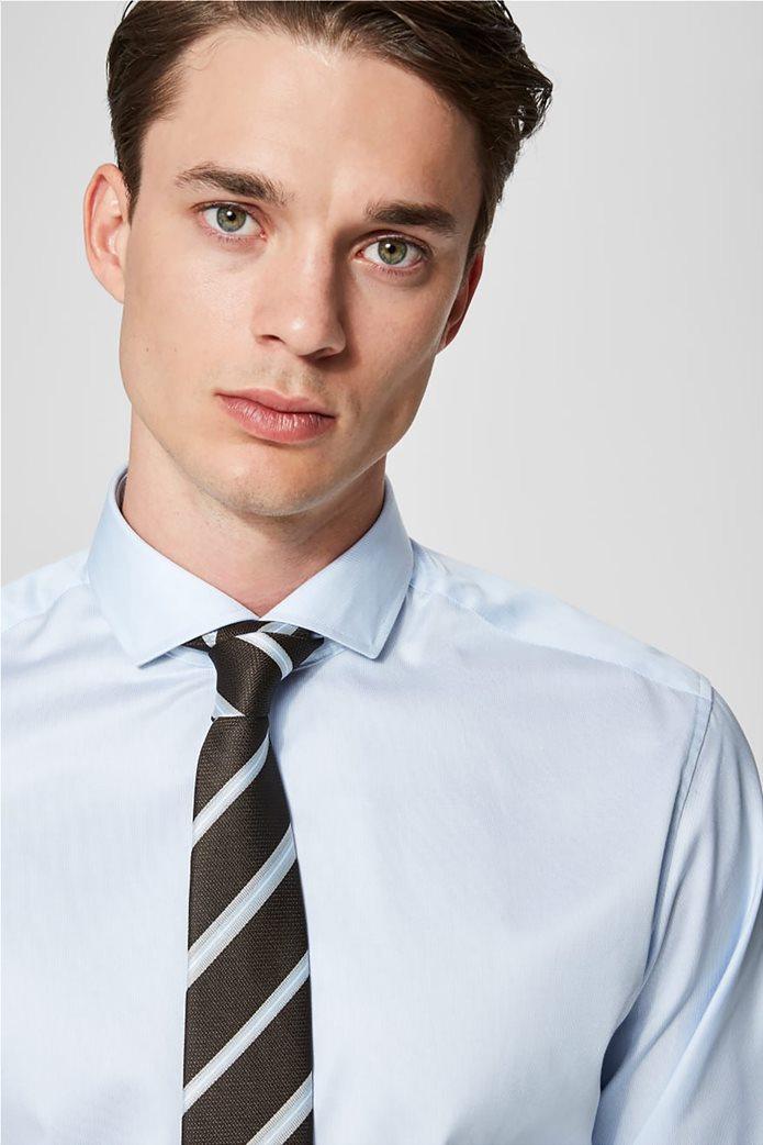 Selected ανδρικό πουκάμισο Slhpelle Regular fit 1
