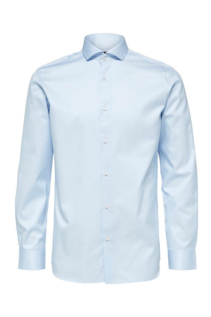 Selected ανδρικό πουκάμισο Slhpelle Regular fit 4