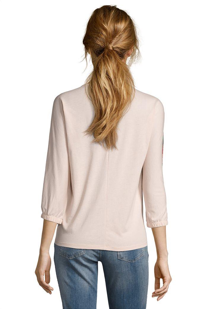 BΕΤΤΥ & CO Γυναικεία μπλούζα με rose print 1