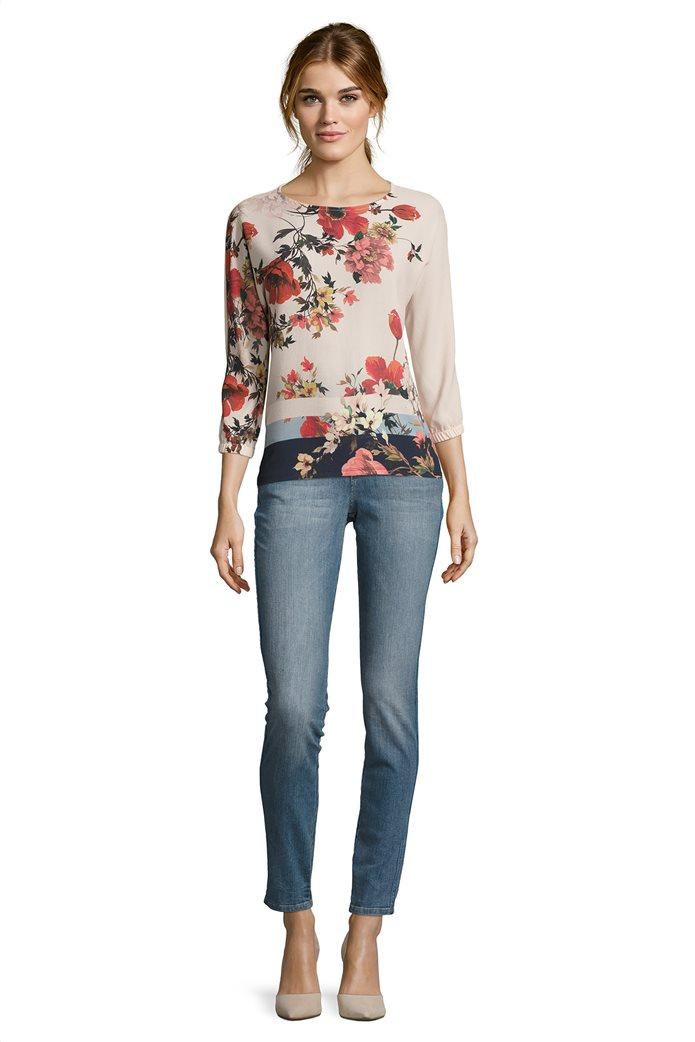 BΕΤΤΥ & CO Γυναικεία μπλούζα με rose print 2