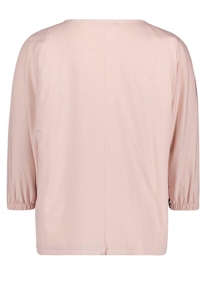 BΕΤΤΥ & CO Γυναικεία μπλούζα με rose print 4