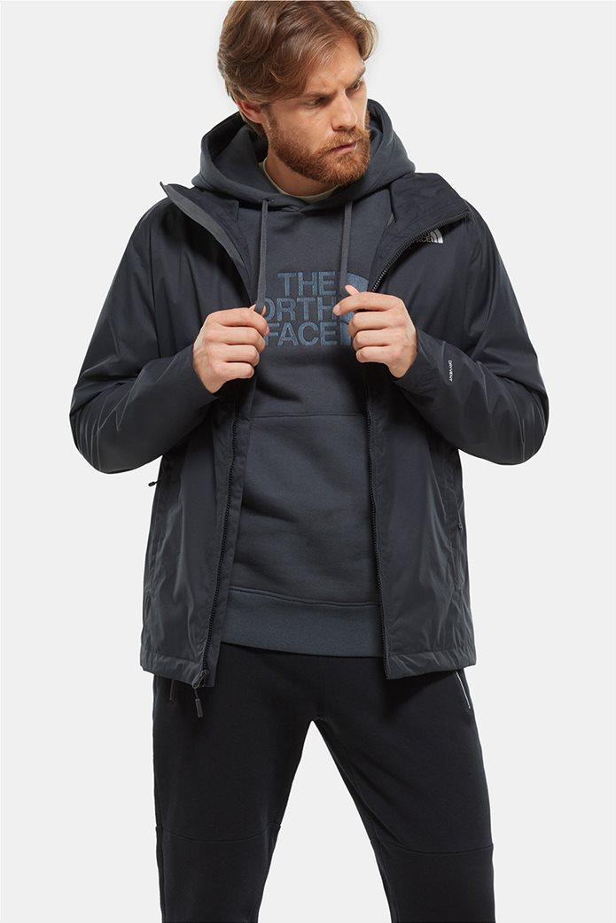 The North Face ανδρικό μπουφάν Frost peak ii μαύρο 0