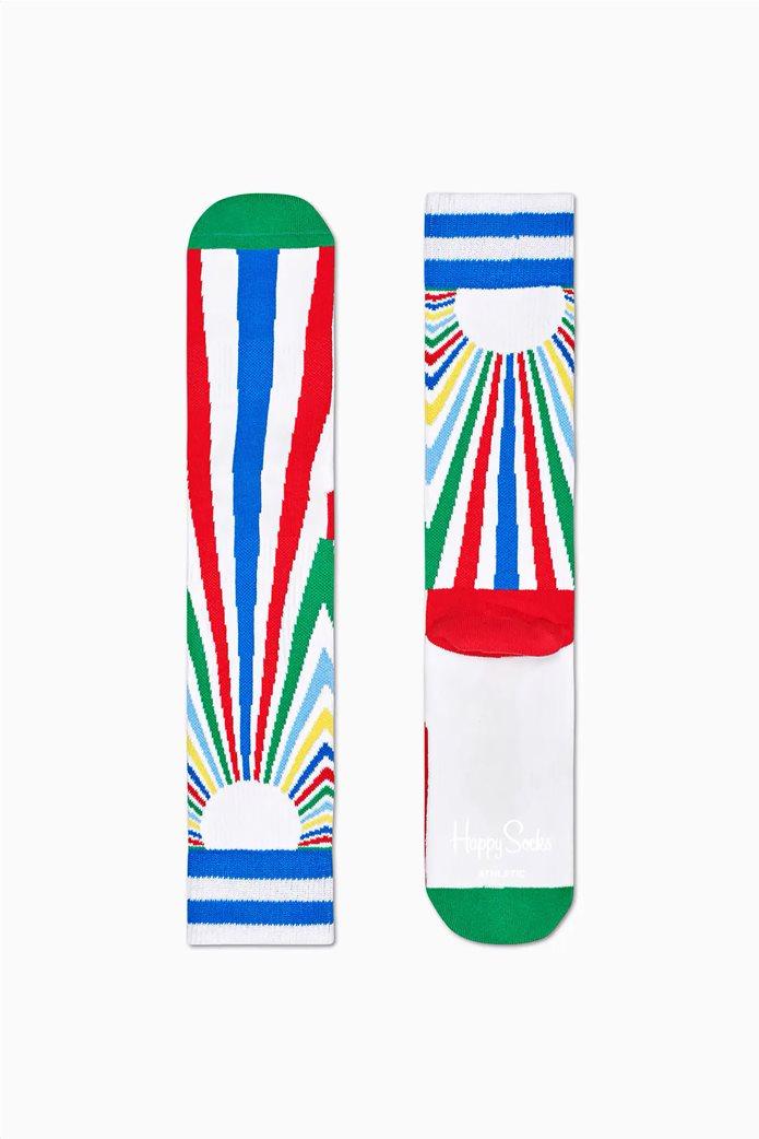 "Happy Socks unisex αθλητικές κάλτσες ""Sunset "" 0"