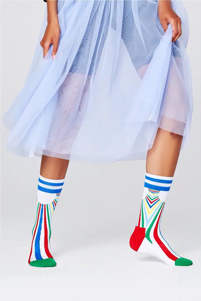 "Happy Socks unisex αθλητικές κάλτσες ""Sunset "" 1"