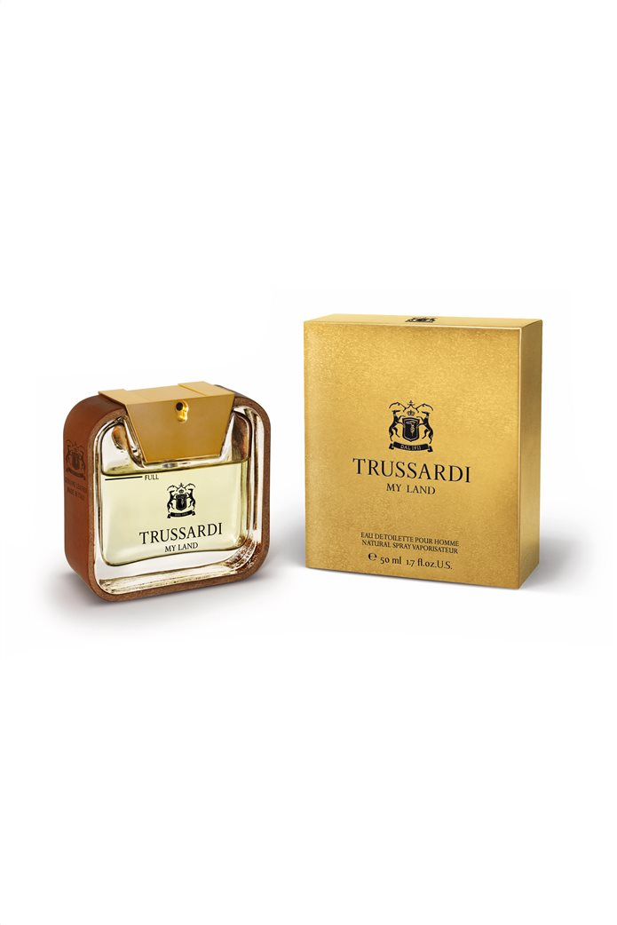 Trussardi My Land Eau De Toilette 50 ml 0