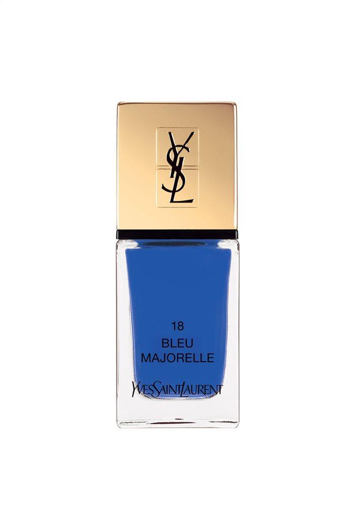 Yves Saint Laurent La Laque Couture Nail Lacquer 18 Bleu Majorelle 10 ml 0