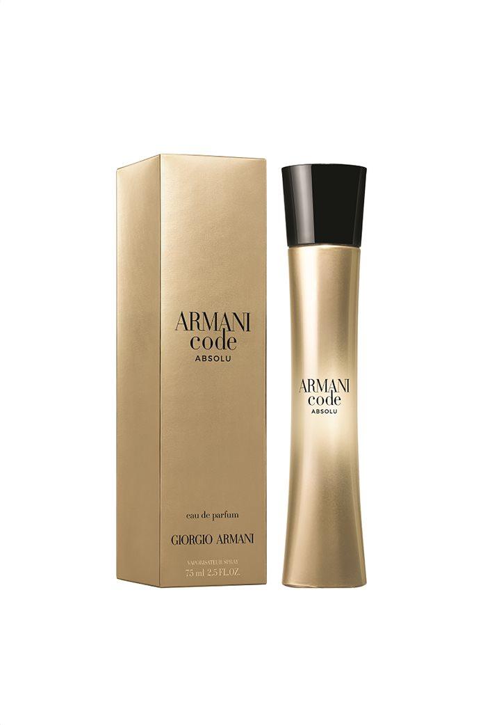 Giorgio Armani Code Femme Absolu EdP 75 ml  1