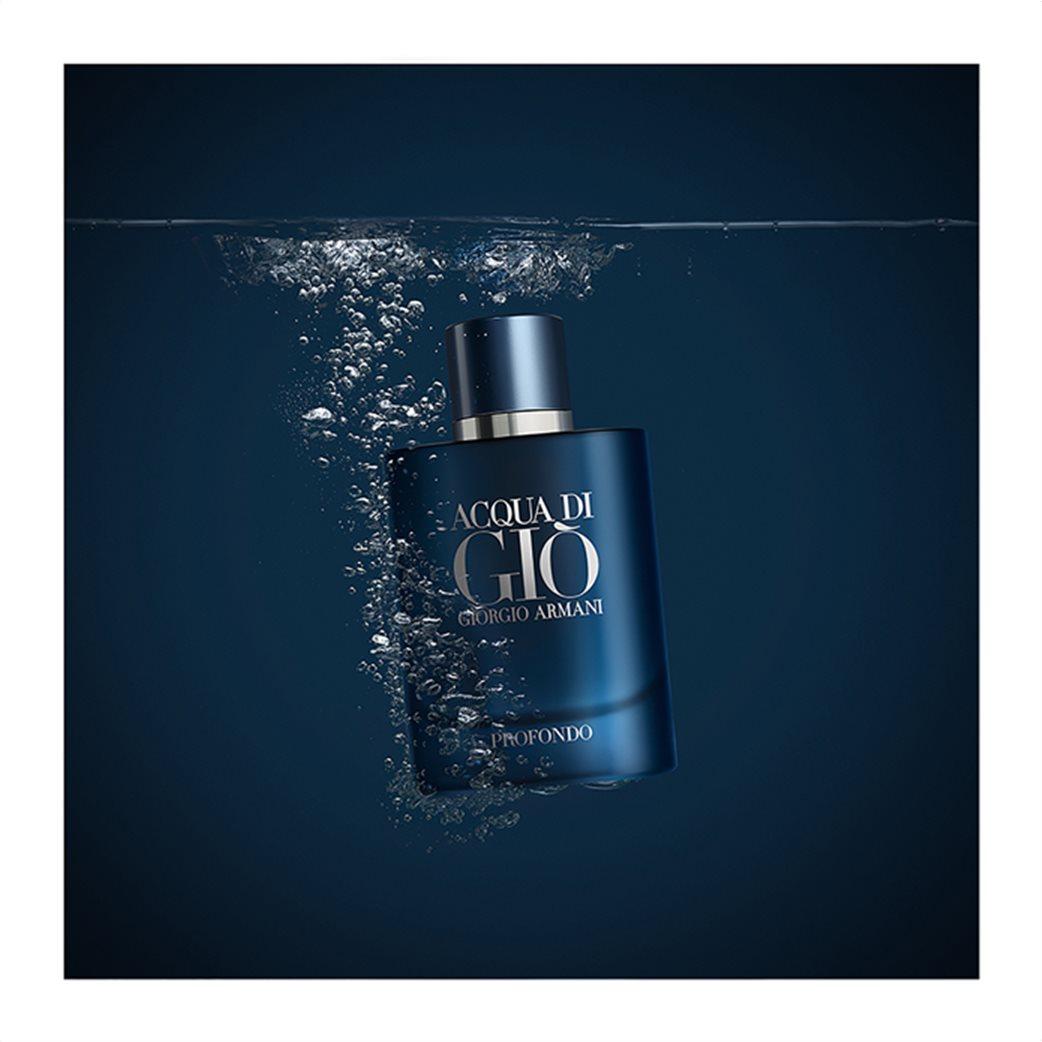 Armani Acqua di Giò Profondo Eau de Parfum 125 ml  3