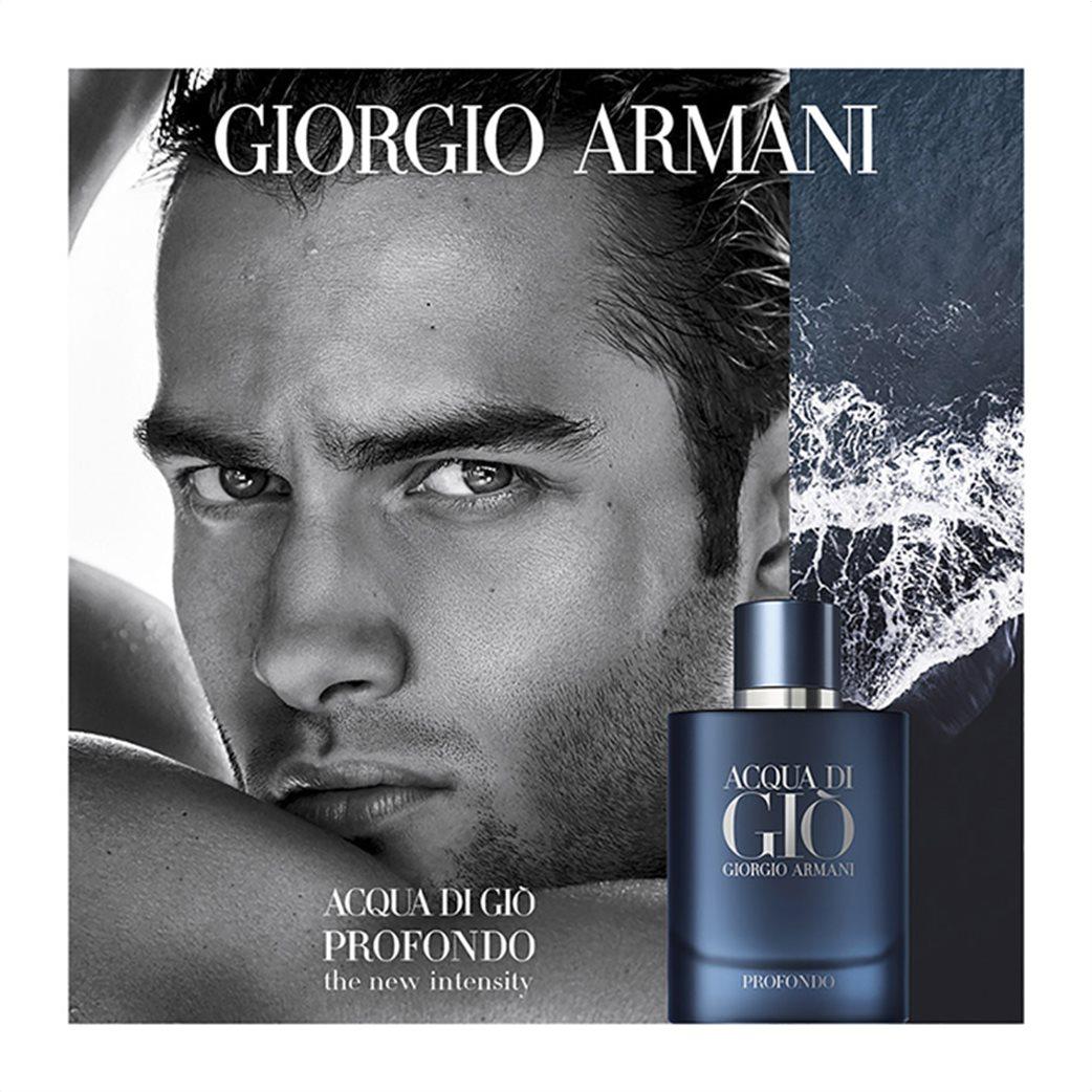 Armani Acqua di Giò Profondo Eau de Parfum 125 ml  4