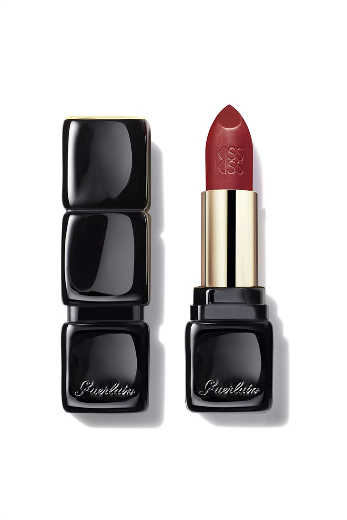 Guerlain KissKiss Shaping Cream Lip Colour 320 Red Insolence 3,5 gr.  0