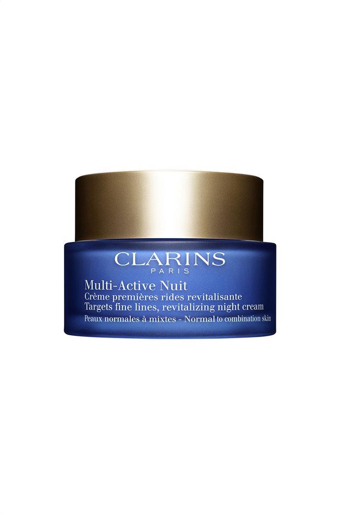 Clarins Multi Active Night Cream Light 50 ml 0
