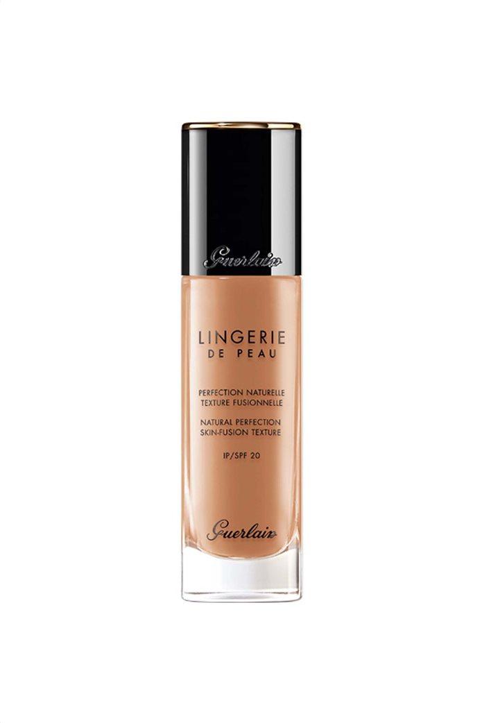 Guerlain Lingerie De Peau Natural Perfection Skin-Fusion Texture Fluid Foundation 05N Deep 30 ml  0