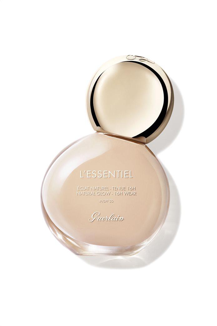 Guerlain L' Essentiel Natural Glow Fluid Foundation SPF20 02C Clair Rosé 30 ml  0