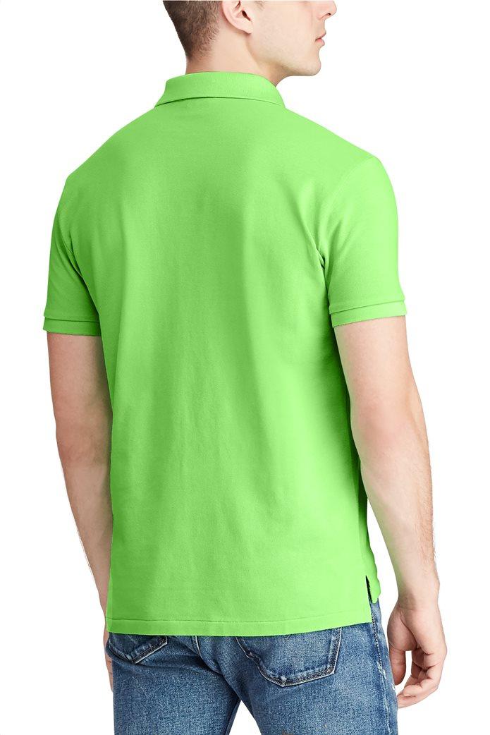 Polo Ralph Lauren ανδρική πόλο μπλούζα κοντομάνικη Slim fit 2