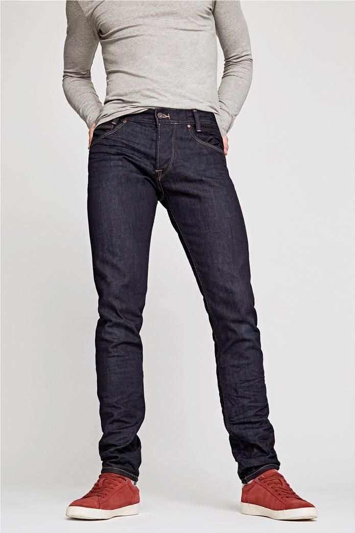 Pepe Jeans ανδρικό τζην παντελόνι μπλε-μαύρο Spike 32 0