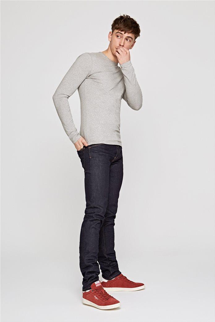 Pepe Jeans ανδρικό τζην παντελόνι μπλε-μαύρο Spike 32 1