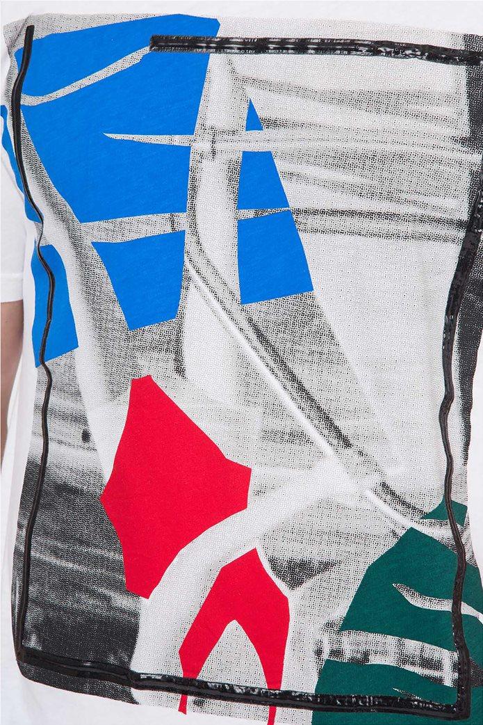 Pepe Jeans ανδρικό T-shirt με στάμπα Oliver 1