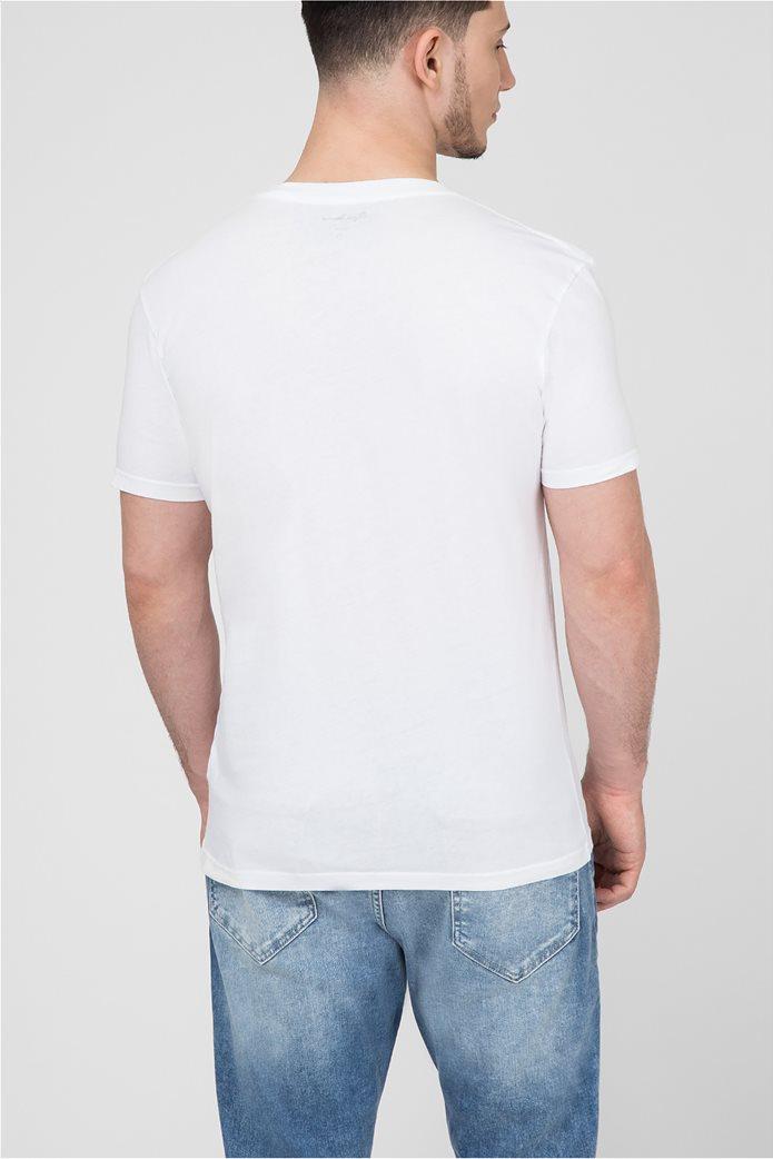 Pepe Jeans ανδρικό T-shirt με στάμπα Oliver 2