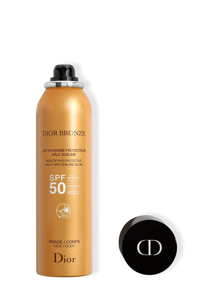 Diοr Bronze  Beautifying Protective Milky Mist Sublime Glow Spf 50 125 ml 1