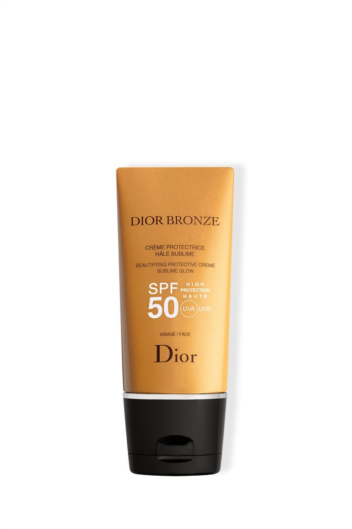 Diοr Bronze  Beautifying Protective Creme Sublime Glow - Spf50 - Face 50 ml 0