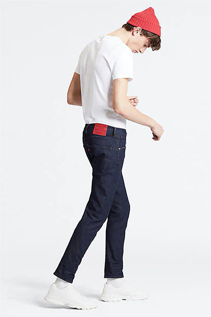 Levi's® ανδρικό τζην παντελόνι Engineered Jeans™ 512™ Slim Taper (32L) Rinse Μπλε Σκούρο 0