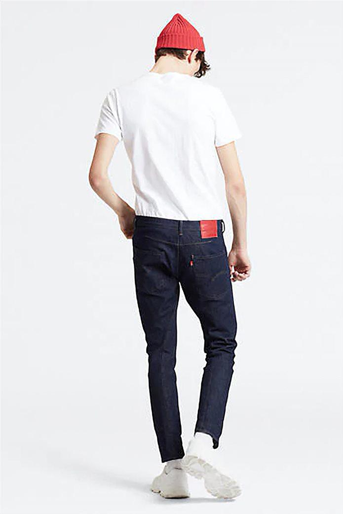 Levi's® ανδρικό τζην παντελόνι Engineered Jeans™ 512™ Slim Taper (32L) Rinse Μπλε Σκούρο 1