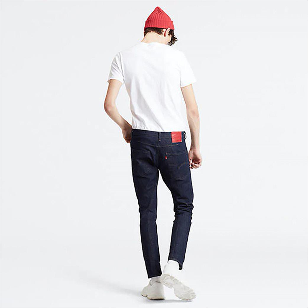 Levi's® ανδρικό τζην παντελόνι Engineered Jeans™ 512™ Slim Taper (34L) Rinse Μπλε Σκούρο 1