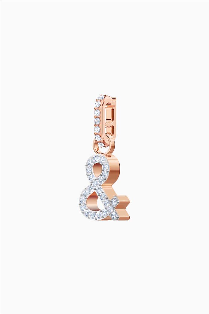 Swarovski Remix Collection Charm & Rose gold plating 0
