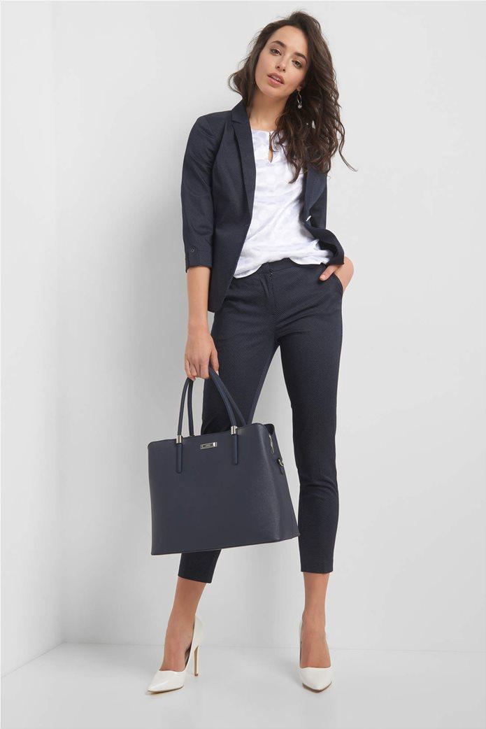 Orsay γυναικείο σακάκι με μικροσχέδιο πουά 0