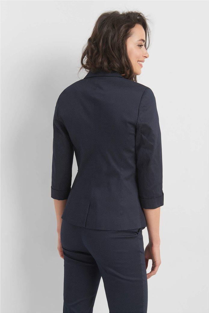 Orsay γυναικείο σακάκι με μικροσχέδιο πουά 2