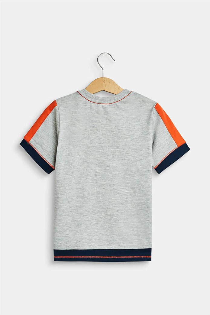 Esprit παιδικό T-shirt με colour block (2-9 ετών) 1