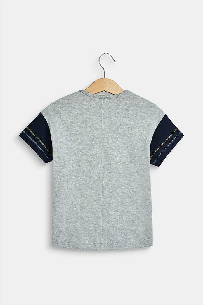 Esprit παιδικό T-shirt με racing car print (2-9 ετών) 1