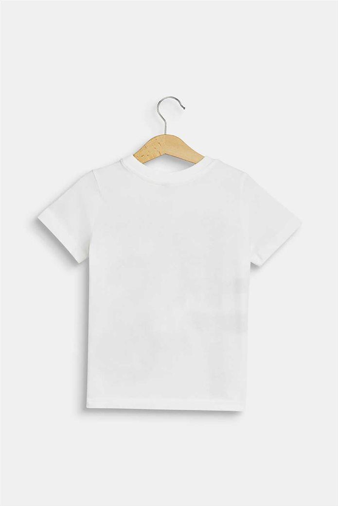 Esprit παιδικό T-shirt με 3D print (2-9 ετών) 1