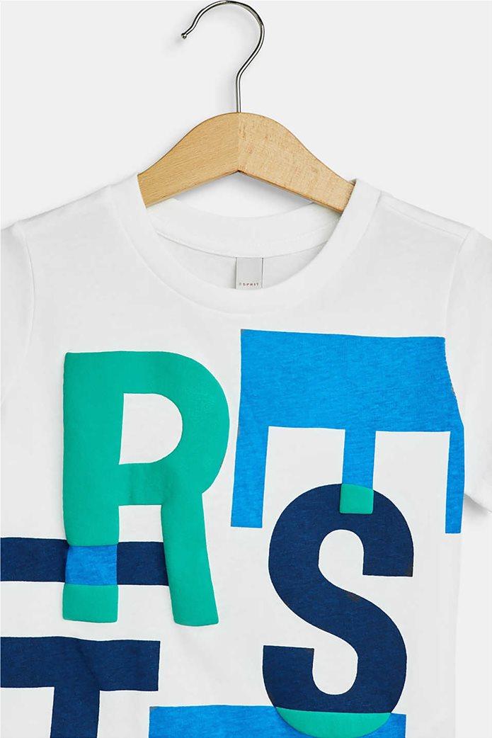 Esprit παιδικό T-shirt με 3D print (2-9 ετών) 3
