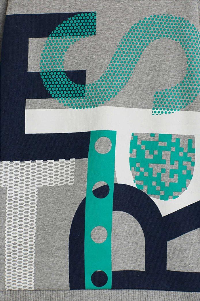 Esprit παιδική μπλούζα φούτερ με logo letter print (2-9 χρονών) 3