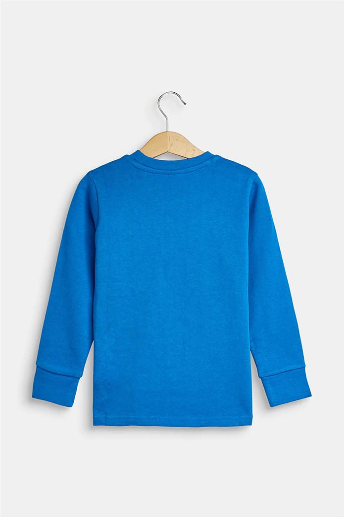 Esprit παιδική μπλούζα φούτερ με robot print(2-9 χρονών) 1