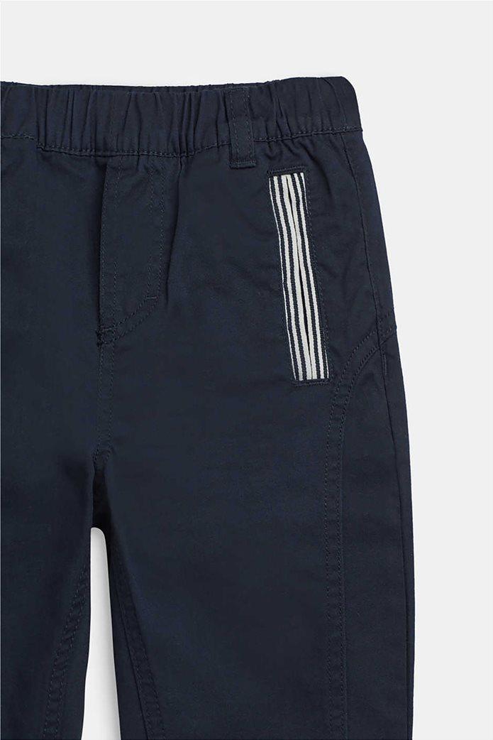 Esprit παιδικό  παντελόνι με ελαστική μέση Μπλε Σκούρο 2