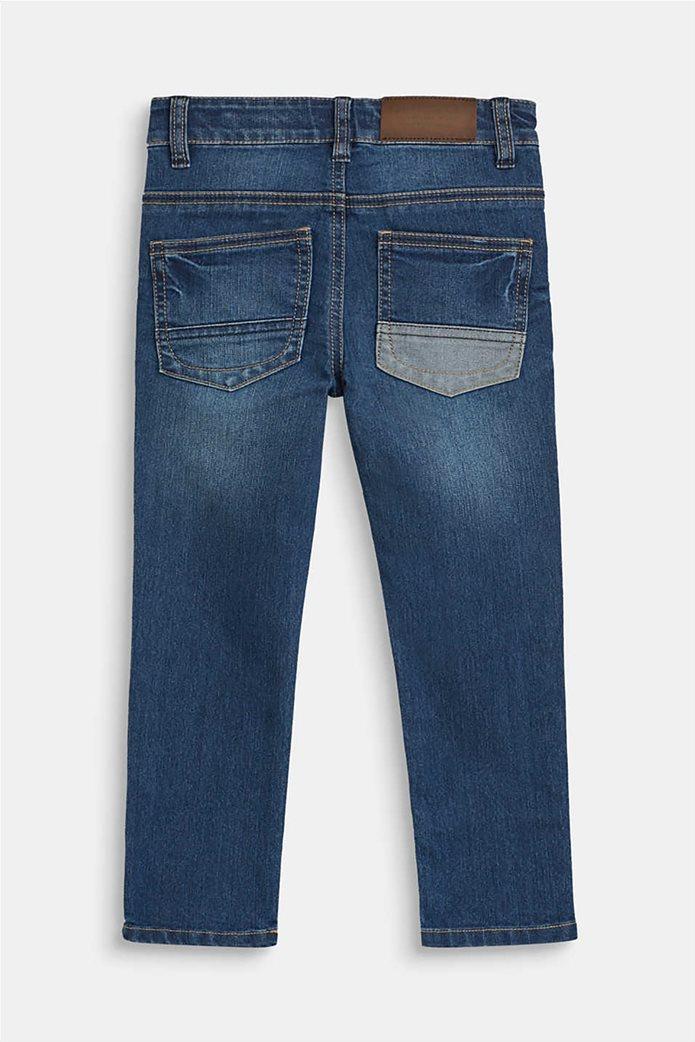 Esprit παιδικό πεντάτσεπο τζην παντελόνι με ελαστική μέση (2-9 χρονών) 1